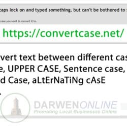 convert case tool