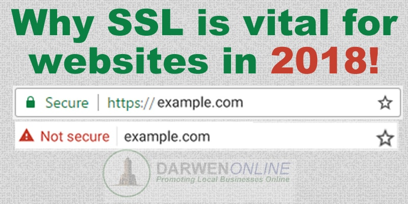 Should My Website Have An Ssl Certificate In 2018 Web Seo